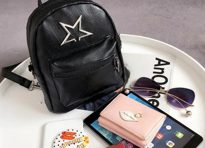 Рюкзак з зіркою Lelia