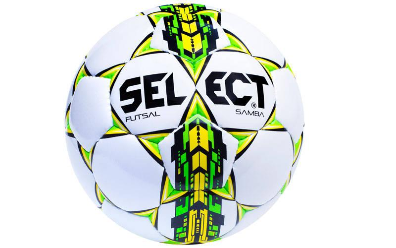 Мяч футзальный SELECT FUTSAL SAMBA IMS