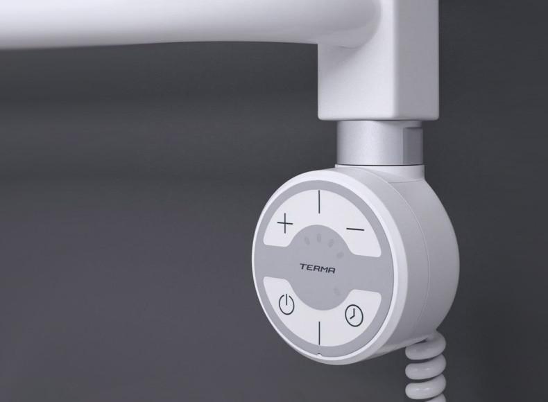 Terma MOA ТЕН для рушникосушки White з кабелем, 600 W