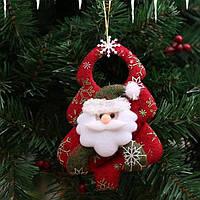 Ялинкова прикраса-підвіска Санта (16*12 см)