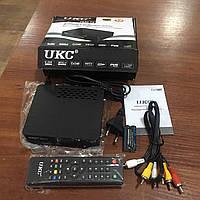 Тюнер цифровой UKC DVB-T2 7820 , фото 1