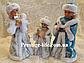 Снегурочка 40 см музыкальная игрушка (танцующий и поющий), фото 2