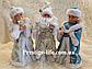 Снегурочка 40 см музыкальная игрушка (танцующий и поющий), фото 3