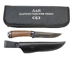 Нож АиР Лиса орех