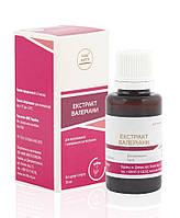 Валерьяны экстракт, 30 мл успокаивающее средство применяют при нервном возбуждении, мигрени, бессоннице , фото 1