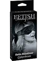 Fetish Fantasy Limited Edition Satin Blindfold, фото 1