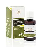 Гинкго-билоба экстракт, 30 мл витамины для мозга и памяти при повышенных умственных нагрузках, мигрени