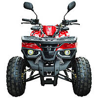 КвадроциклSPARKSP125-6(120 см.куб.,электростартер,красный)