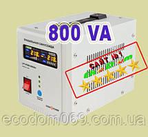 Беспребоник LogicPower LPY-PSW 800 VA для шахтных котлов