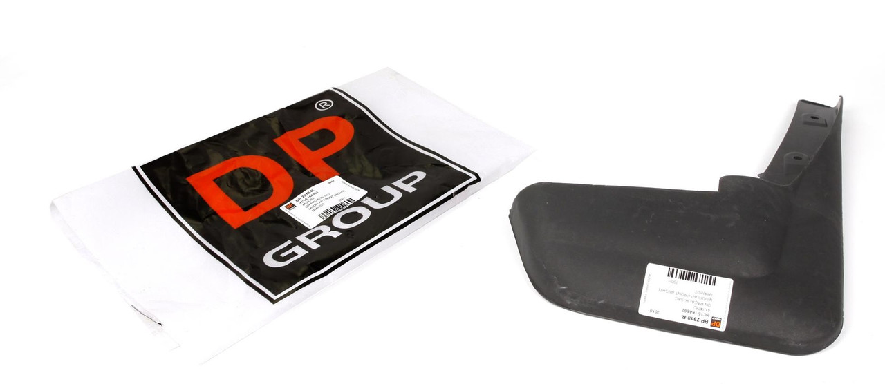 Бризговики передній правий Ford Transit 00- (BP 2918-R) DP Group