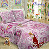 Детское постельное белье для девочек  Феечки