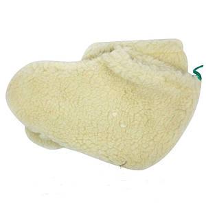 Носки для парафинотерапии, искусственный мех