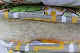 Одеяло детское QSLEEP полушерсть 105*140 см, фото 3