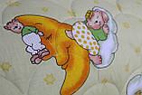 Одеяло детское QSLEEP полушерсть 105*140 см, фото 4