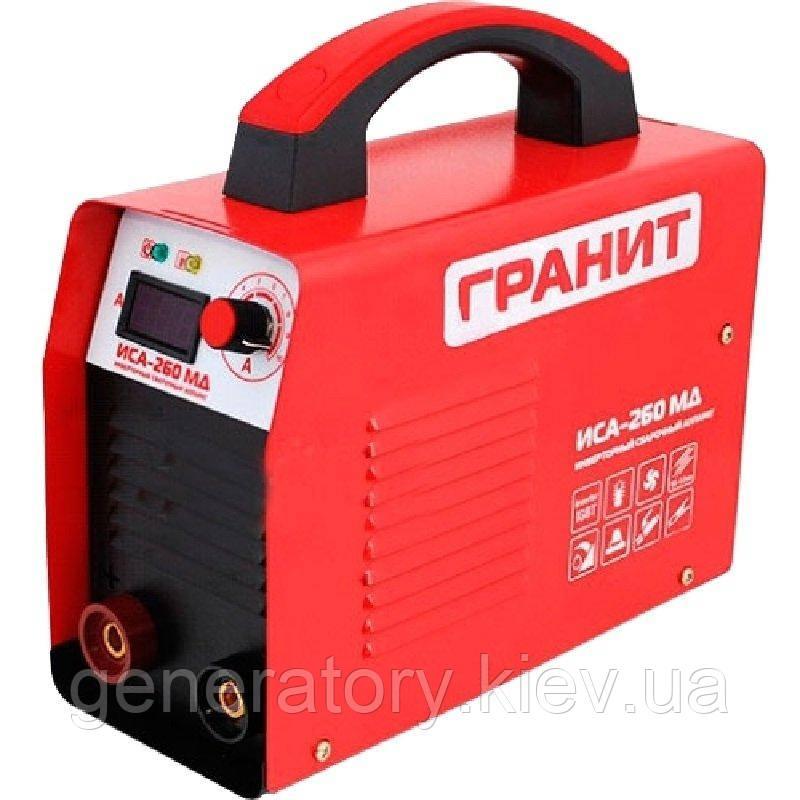 Сварочный аппарат Гранит ИСА-260 МД