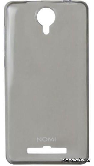 Чохол Nomi Ultra Thin TPU UTCi5014 ультратонкий силиконовый чехол для i5014 прозрачный