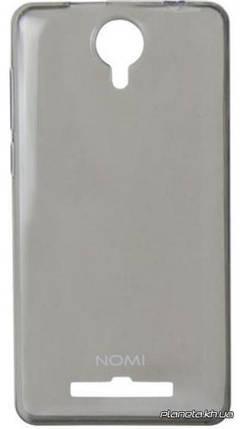 Чохол Nomi Ultra Thin TPU UTCi5014 ультратонкий силиконовый чехол для i5014 прозрачный, фото 2