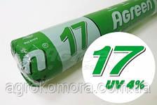 Агроволокно Agreen 17 г/кв.м біле 1.6х100