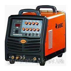 Сварочный полуавтомат JASIC TIG 200P AC/DC (E101)