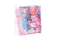 Кукла-пупс Baby Born с аксессуарами 8006-16