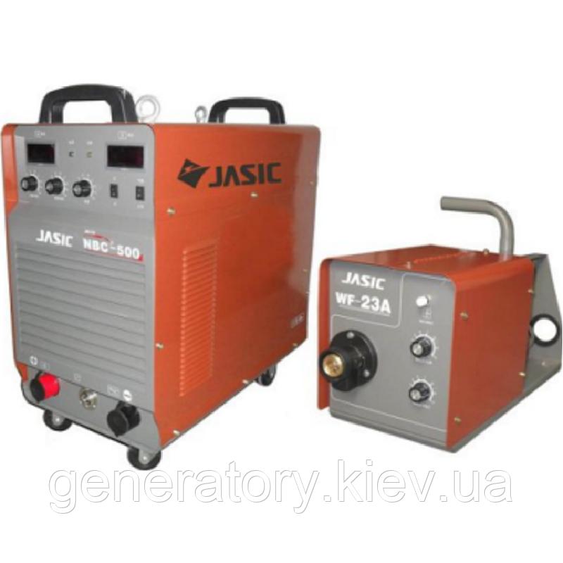Сварочный полуавтомат Jasic MIG-500(J81)