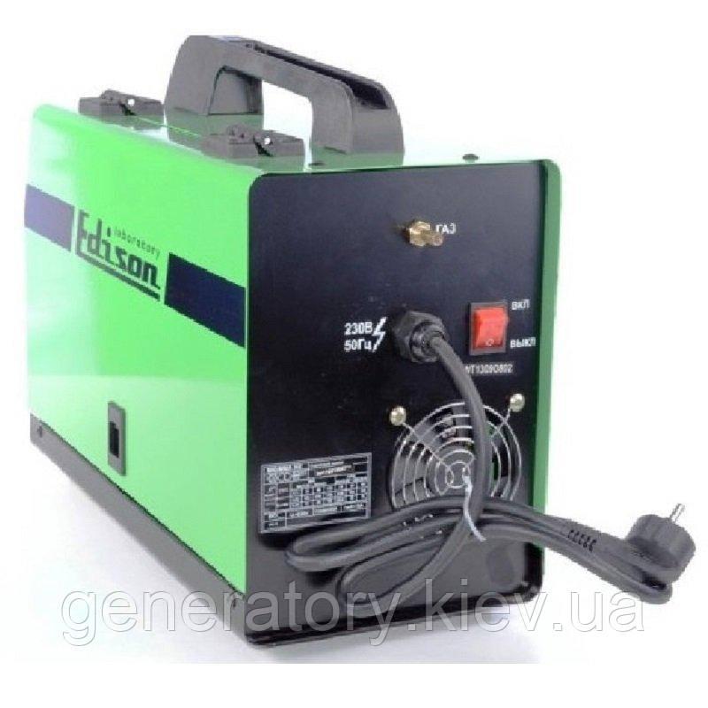 Сварочный полуавтомат Edison MIG-302 DUOS без рукава