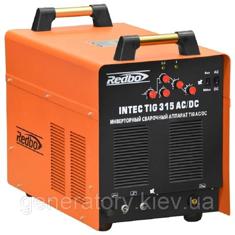 Сварочный аппарат Redbo INTEC TIG 315 AC/DC