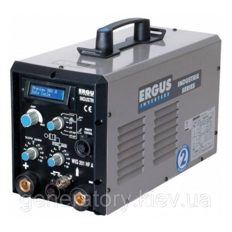 Аргонно-дуговой сварочный аппарат ERGUS WIG 201 HF ADI