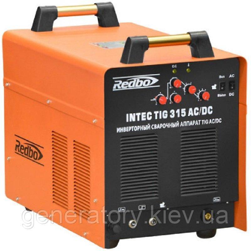 Аргонно-дуговой сварочный аппарат Redbo INTEC WSME-315 AC/DC