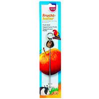 Держатель для фруктов для птиц TRIXIE из нержавеющей стали 20см