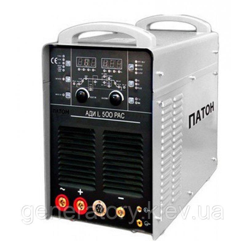 Аргонно-дуговой сварочный аппарат Патон АДИ L 500 РАС