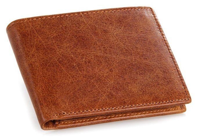 ec865cd4bb71 Кошелек мужской Vintage 14229 Коричневый (Натуральная высококачественная  кожа) - Онлайн - супермаркет ◅GOOD