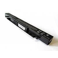 Аккумулятор для ноутбука ASUS X550 14,4V 2200mAh Grand-X (A41-X550)