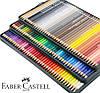 Акварельные цветные карандаши Faber Castell ALBRECHT DURER 117511, 120 цв., фото 3