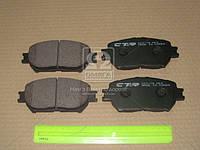 Тормозные колодки передние Toyota Camry V30 2001-->2006 CTR (Корея) CKT-19
