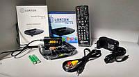 Цифровой ресивер LORTON T2-12 HD ( Виносний LED дисплей), фото 1