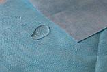 Пеленка (салфетка) QSLEEP влагостойкая 48х44см голубая (10шт/уп), фото 3