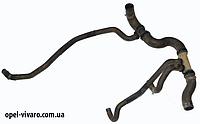 Патрубок охлаждения от двигателя к радиатору перед.привод Opel Movano 2010-2018 215039970R