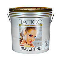 Фактурная известковая декоративная штукатурка MARMORINO/TRAVERTINO 1 кг