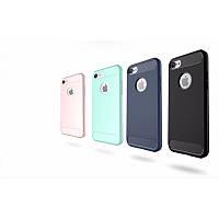 Накладка для iPhone 7 Plus/iPhone 8 Plus Usams Cool Синій