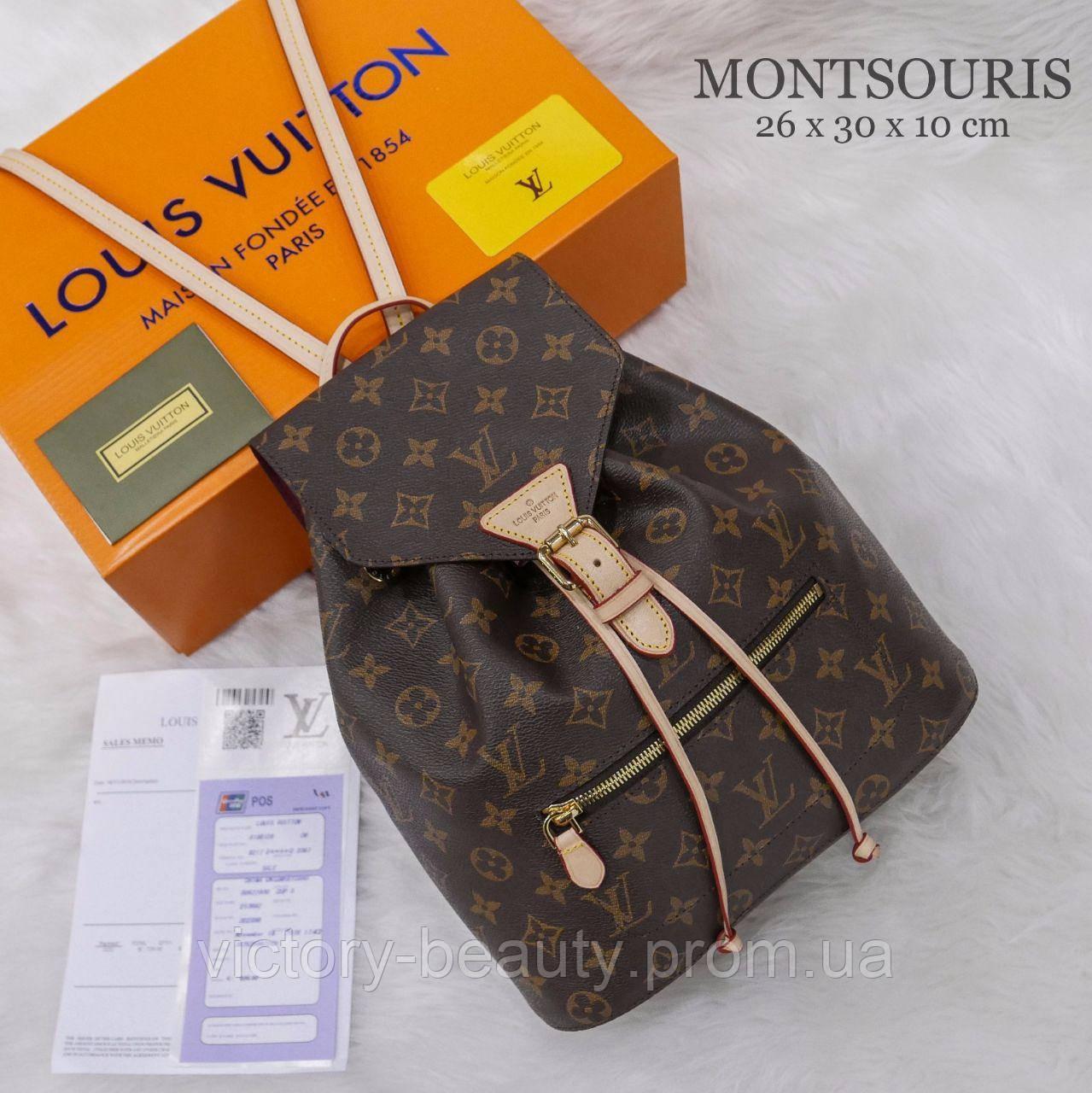 0bd403c02b0d Рюкзак копия люкс Louis Vuitton: продажа, цена в Харькове. рюкзаки ...