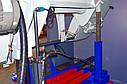 Ленточно-пильный станок полуавтомат FDB Maschinen SGA 400G, фото 5