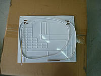 випарники для переробки нерозбірних холодильників, скринь