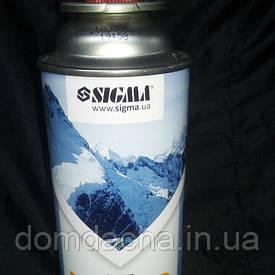 Газ для примусов и горелок зимний 227г CRV Sigma