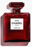 Chanel выпустили Chanel №5 в красном флаконе