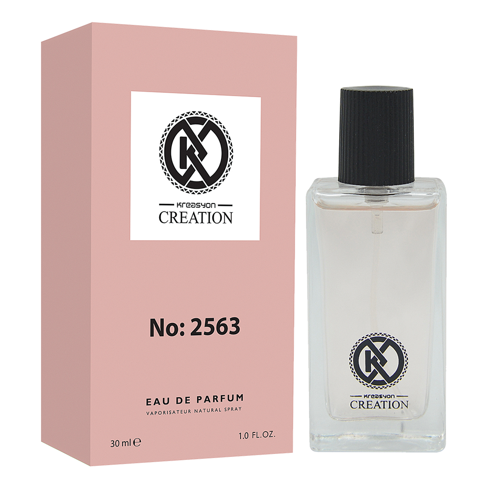 Жіноча парфумована вода Fon cosmetic Kreasyon Creation 2563 Imperatrice 3 30 мл (3541277)