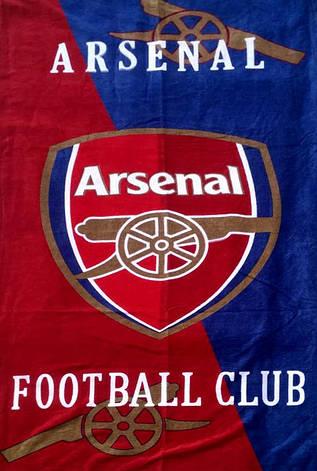 Полотенце пляжное FC Arsenal, фото 2