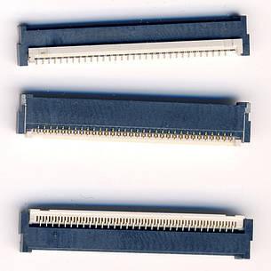 Клавиатурный разъем для ноутбуков НР envy - 32 pin шаг 1мм - Quanta R75 ,R76, фото 2