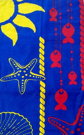 Полотенце пляжное Morskaya zvezda, фото 2