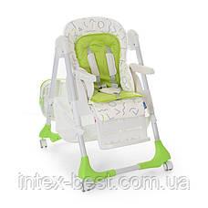 Детский стульчик для кормления Bambi M 3822-1 (Салатовый), фото 2
